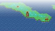 Abismo Infernal - mapamundi