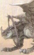 Dragón Plateado FFXII