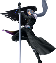 Dissidia Sephiroth ex