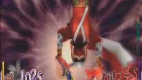 Dissidia Final Fantasy - Descarga EX Caballero Cebolla I