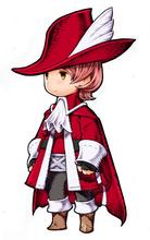 Arc Mago Rojo