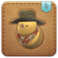 FFXIV The Behatted Serpent of Ronka Minion Patch