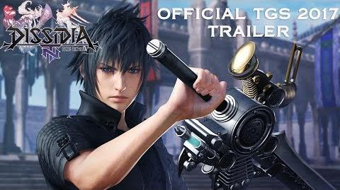 Dissidia Final Fantasy NT TGS 2017 Trailer-0