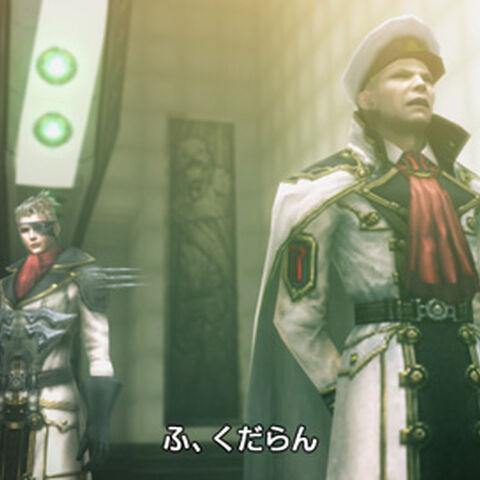 Cid con el general de brigada <a href=
