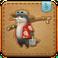 FFXIV Abroader Otter Minion Patch
