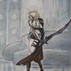 Lightning por Amano