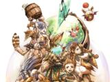 Final Fantasy Crystal Chronicles (Saga)