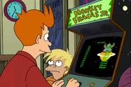 El niño del siglo 20 con Fry