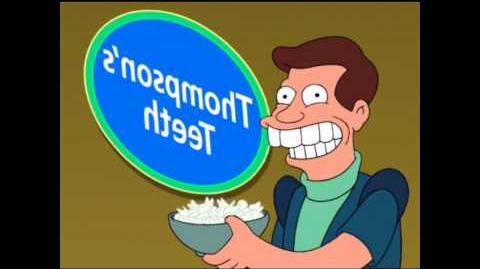 Los dientes de Thompson