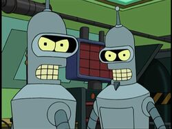 Bender y Flexo