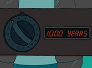 Para 1000 años