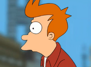 Fry sorprendido