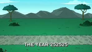 El año 252525