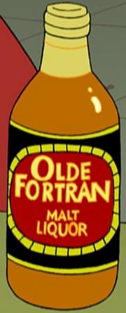 Botella del Antiguo Fortran