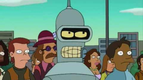 Futurama - Yo ya odiaba a Zoidberg