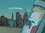 Fry congelado lapso de tiempo