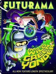 04 futurama into wild green yonder dvd cover