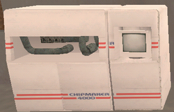 Moldeadoras Chipmaker 4000