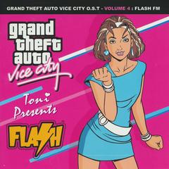 Grand Theft Auto Vice City O.S.T. - Volume 4 Flash FM Cover