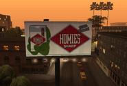 Homies Sharp GTA SA