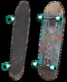 Skateboard sa