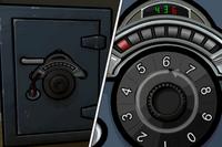 Abriendo caja fuerte (CW-PSP-IPod)