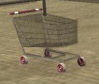 Carrito de compras GTA SA Misterix