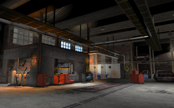 Garaje de Brucie