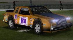 Hotring Racer 2 GTA VC