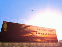 Cartel de Little Haiti