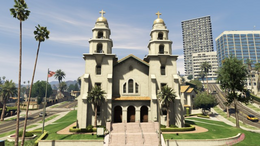 Iglesia GTAV