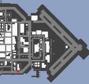 Mapa club tiro