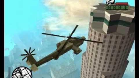 Gameplay - Grand Theft Auto San Andreas - Como Subirse a el Edifico mas Alto de Los Santos-0