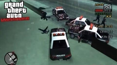 Vigilante - GTA Liberty City Stories Side-Mission-0