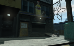 Comrades Bar GTA IV 01