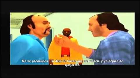 "GTA VCS PS2 MISIÓN 56 ""In The Air Tonight"""
