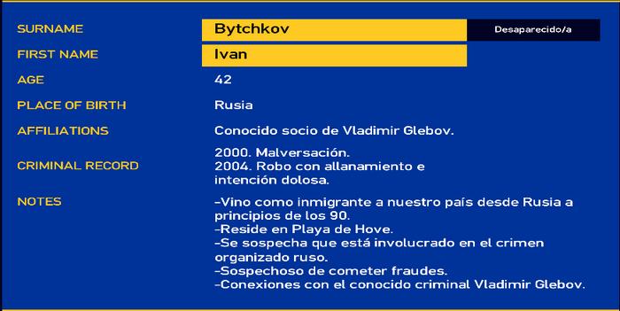Ivan bytchkov LCPD