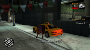 Taxista Liberty City Stories