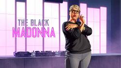 The Black Madonna GTA Online artwork