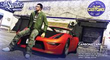 Carbonizzare GTA V