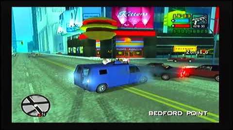 GTA LCS PS2 MISIÓN 41 STEERING THE VOTE