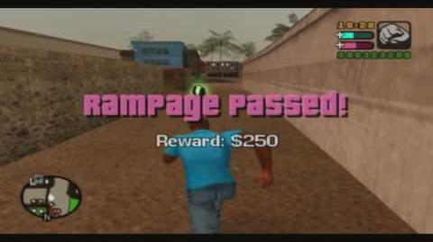 GTA Vice City Stories - Masacres
