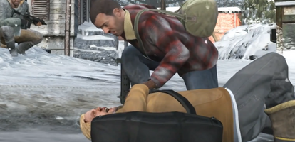 Brad muerte