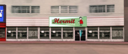 Hermit Downtown