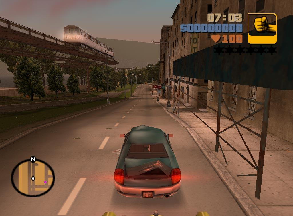 Tercera Generacion Grand Theft Encyclopedia Fandom Powered By Wikia