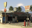 Flywheels Garage