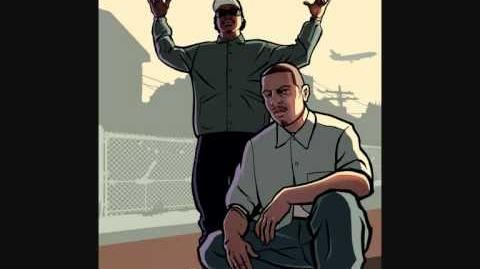 GTA San Andreas Pedestrian Voices - Lance ''Ryder'' Wilson