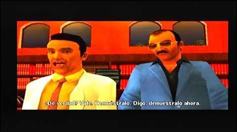 GTA VCS PS2 MISIÓN 33 MIRA AL PAJARITO