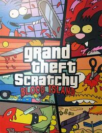 Grand Theft Scratchy- Blood Island imagen