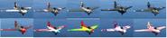 LF 22 Starling Pinturas GTA Online